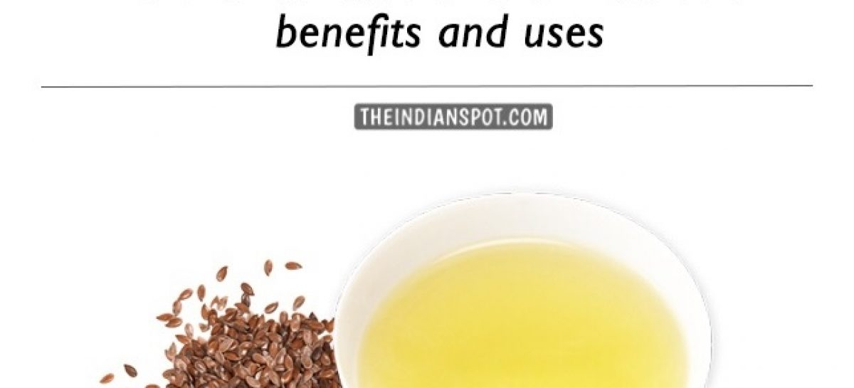 12 amazing benefits and uses of flaxseed oil