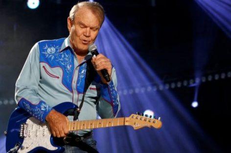US legendary guitarist, Glen Campbell, dies at 81