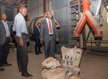 Osinbajo to commission fertiliser plant in Edo