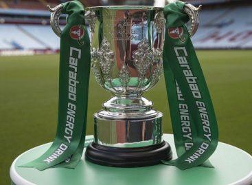Man United to play Burton in EFL 3rd round