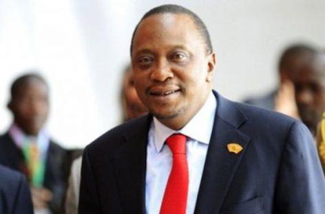 Kenyatta wins second term as Kenya's leader