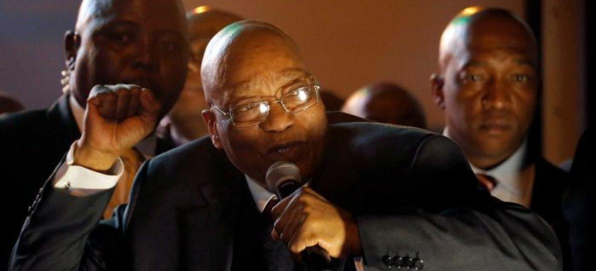 Zuma survives no confidence vote