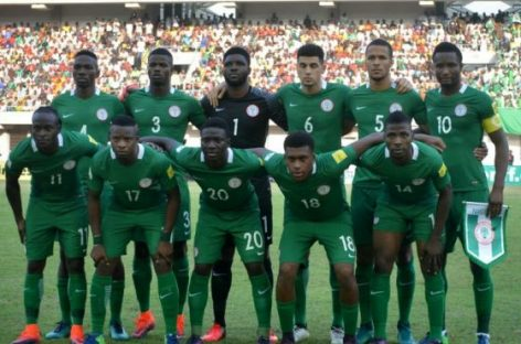 Russia 2018: As the Eagles go marching on