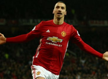 Ibrahimovic signs another one year deal with United