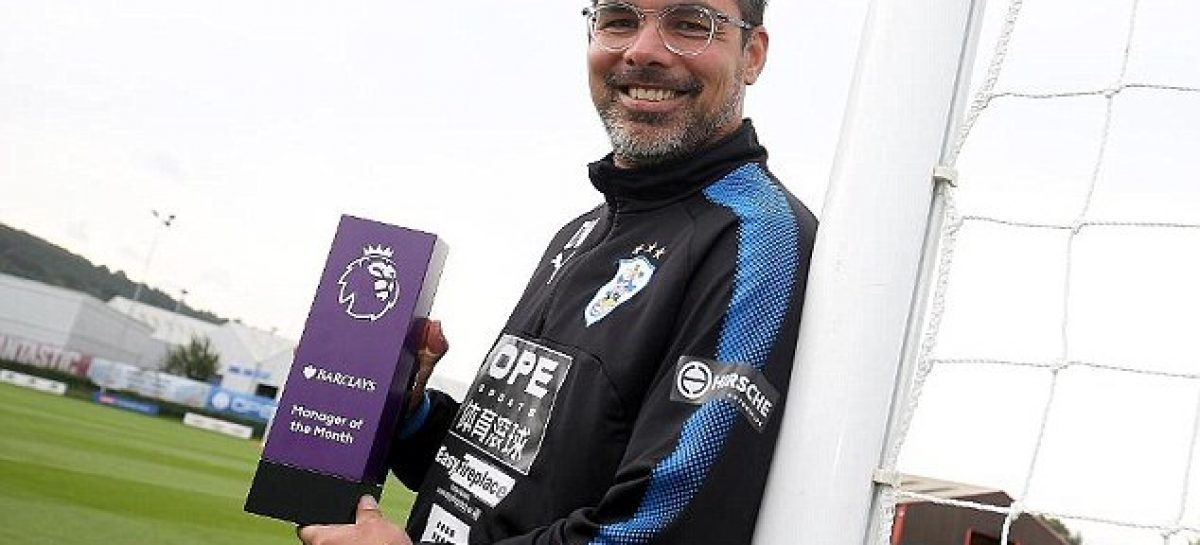 Wagner wins Premier League Manager of the Month award