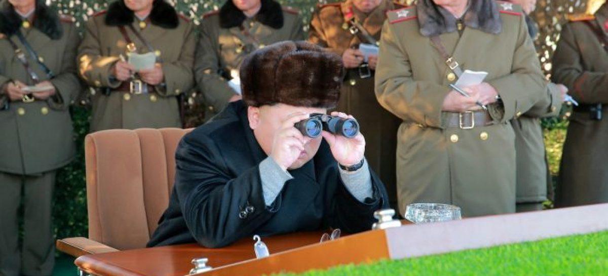 North Korea to complete nuclear program despite sanctions