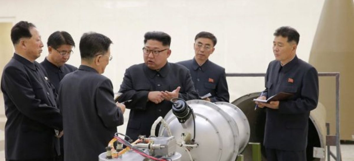 US vows 'massive response' towards North Korea nuclear threat