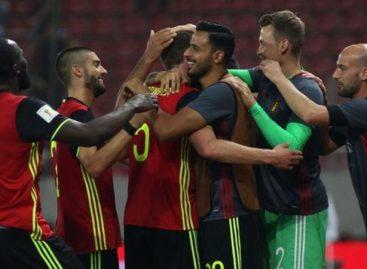 Man United's Lukaku fires Belgium into World  Cup