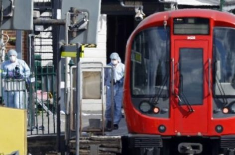 Another terror incident hits London