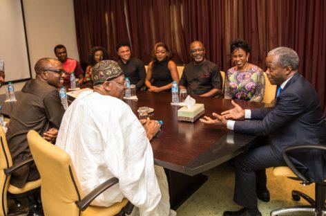 We're proud of Nigerian entertainers – Osinbajo