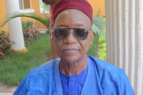 Famous actor, Kasimu Yero, is dead