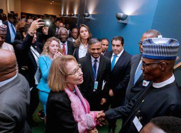 Buhari thanks  King Abdullah II of Jordan over donation of military hardware