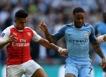 Guardiola confirms Sterling/Sanchez  swap talks with Arsenal