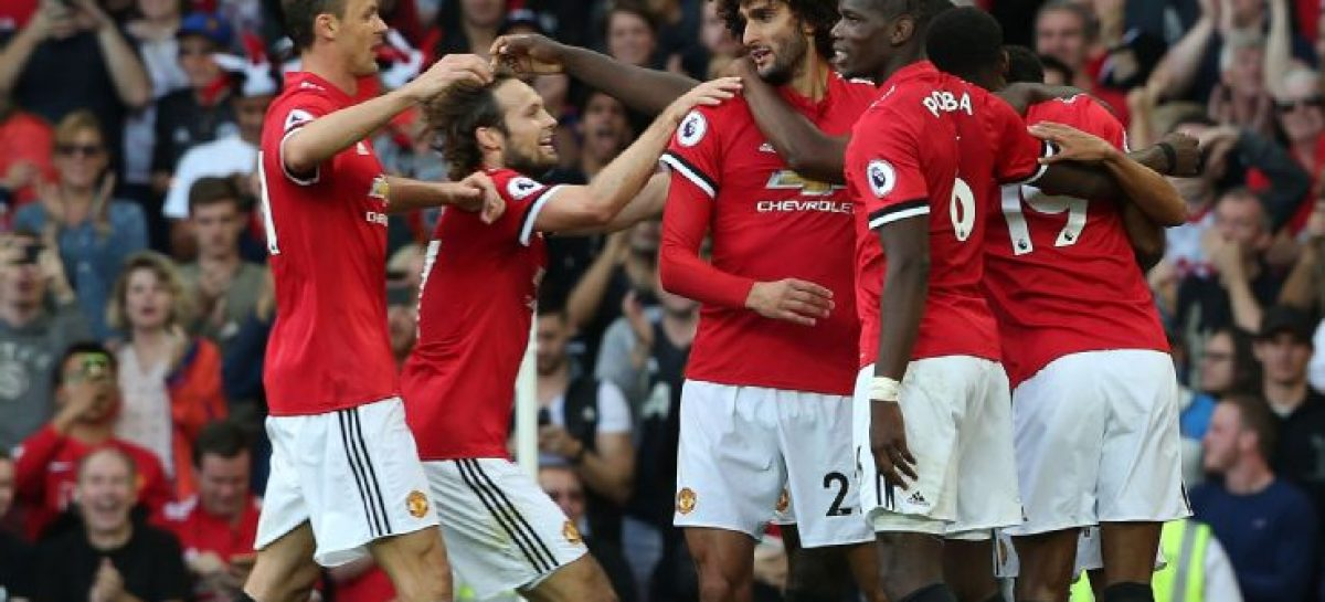 Man United trio up for Player of the Month award