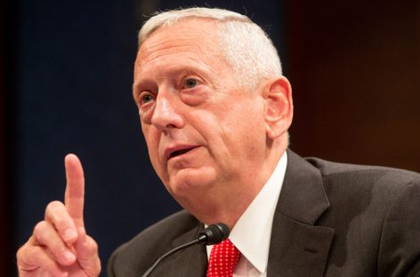 US wants diplomatic solution to North Korea crisis – Defense Secretary