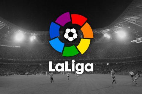 La Liga fixtures for Saturday