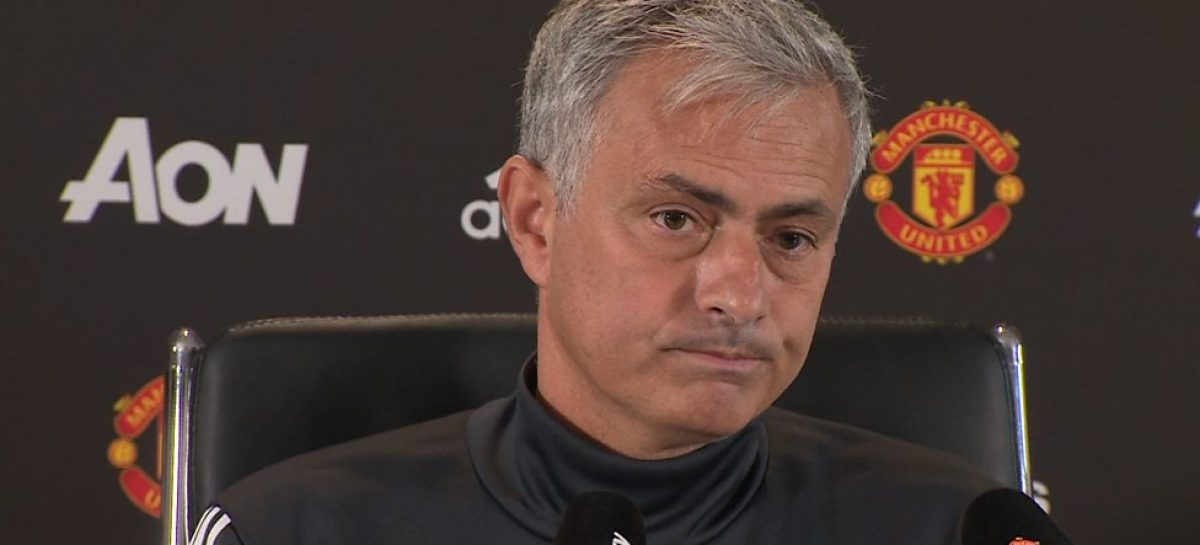 United will be strong despite change in transfer window – Mourinho