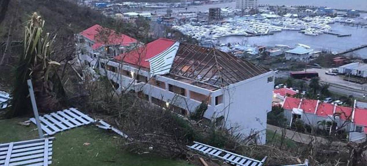 Irma: State of emergency declared in British Caribbean territory