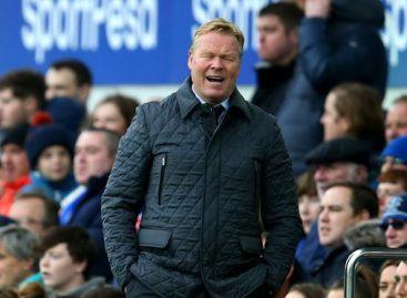 Everton sacks Ronald Koeman