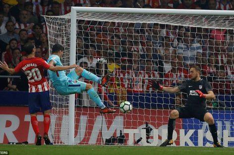 La Liga results for Saturday