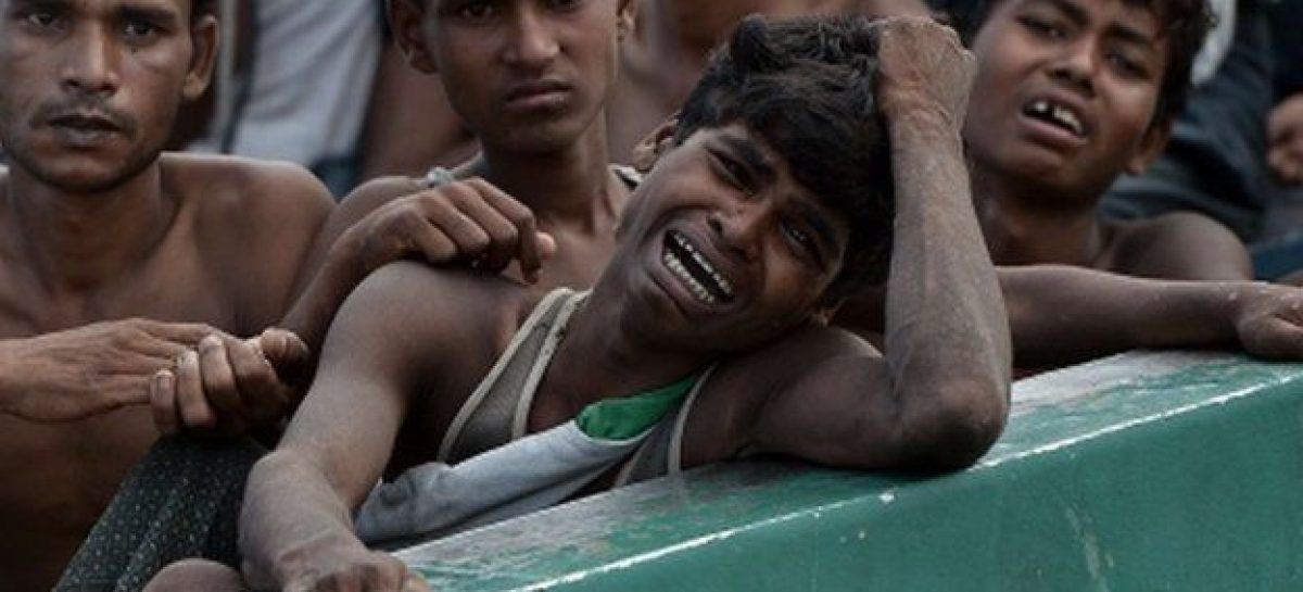 Time to end cruel military onslaught on Rohingya people