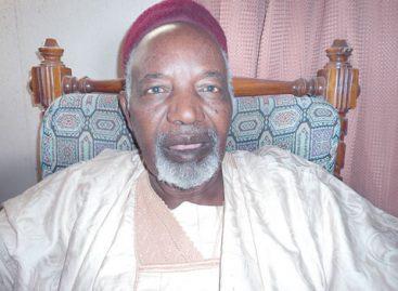 Buhari celebrates Balarabe Musa at 81