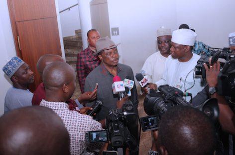 Buhari congratulates Gov Willie Obiano on Pope Francis' Social harmony honour