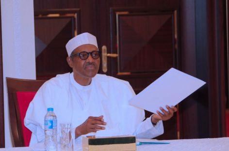 Buhari assents to 3 bills