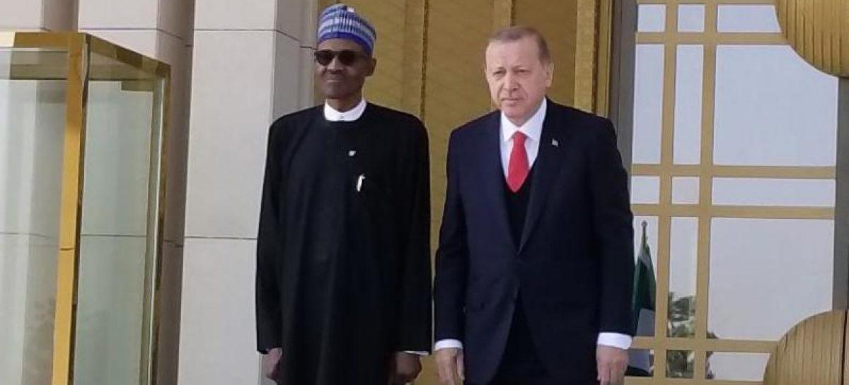 Nigeria, Turkey to strenghten counter-terrorism cooperation