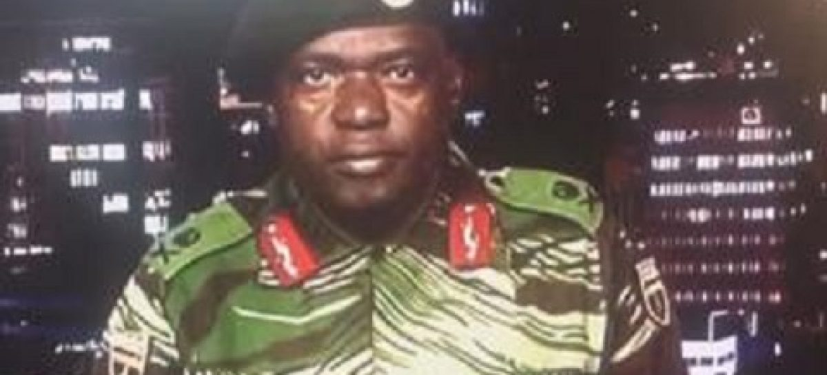 Zimbabwean Army takes over broadcast station, denies coup attempt