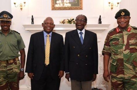 Mugabe refuses to step down