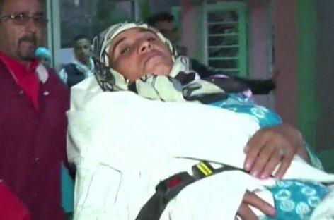 Stampede kills 15 in Morocco