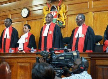 Court upholds Uhuru Kenyatta's election victory