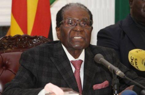 Defiant Mugabe faces impeachment in days
