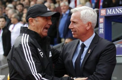 Alan Pardew confirmed West Brom manager