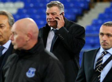 Allardyce closes in on Everton job