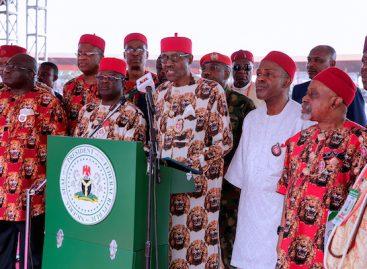 We'll fulfill all promises to Ndigbo – Buhari