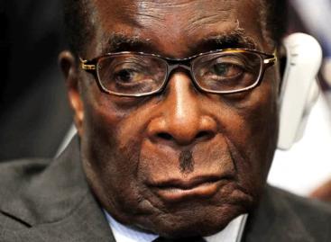 Go, Mugabe, Go