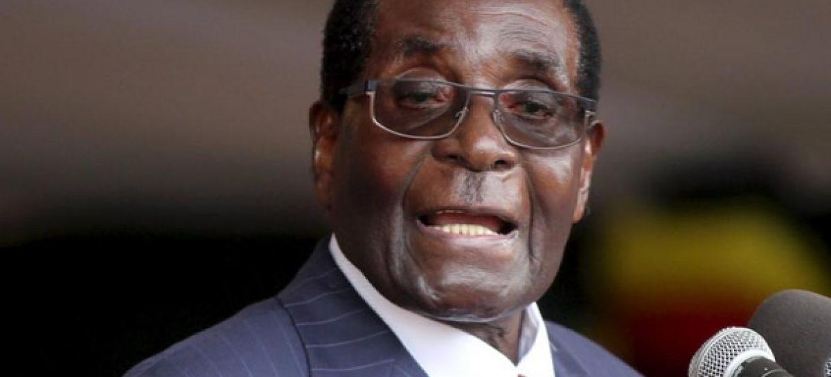 Mugabe meets regional envoys