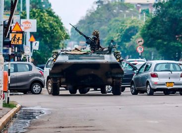 Military takes over as Mugabe remains on house arrest