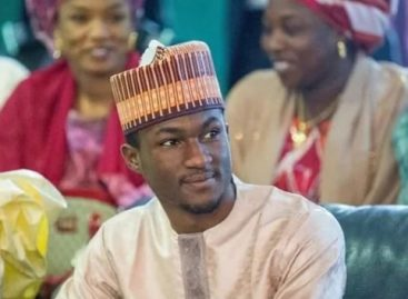 Buhari's son, Yusuf, hospitalized after bike accident