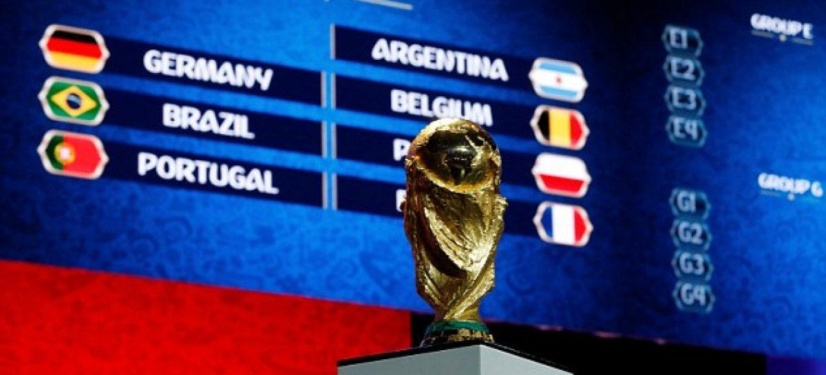 Nigeria drawn to play Argentina, Croatia, Iceland in Russia 2018