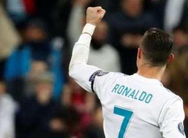 Ronaldo sets another Champions League record