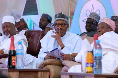 Kano APC stakeholders endorse Buhari, Ganduje for second term