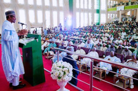 Buhari orders crackdown on drug traffickers