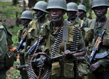 Ugandan Army attacks 'ADF rebel group bases' in DR Congo