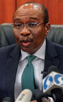 Nigeria may slide into another recession, Emefiele warns