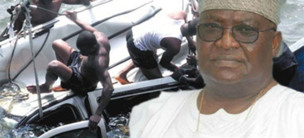 Buhari mourns AVM Funsho Martins