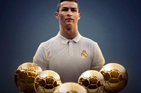 I'm the best player in football history – Ronaldo