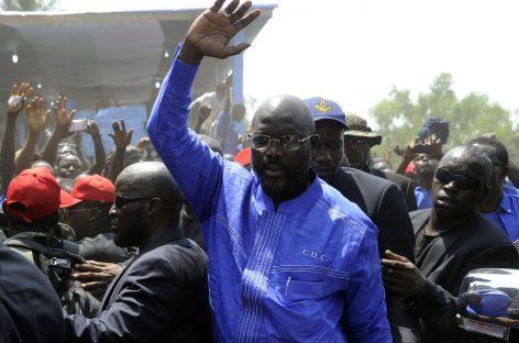 Buhari congratulates President-elect George Weah